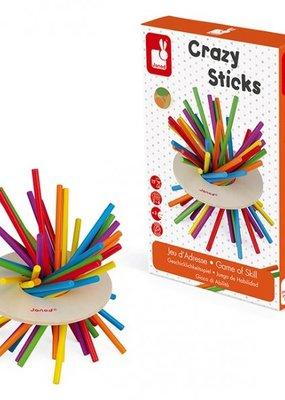 Jeu d'adresse - Crazy sticks