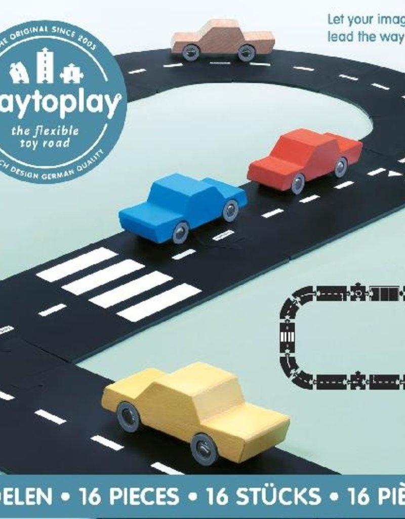 Waytoplay Expressway - Piste 16 pièces