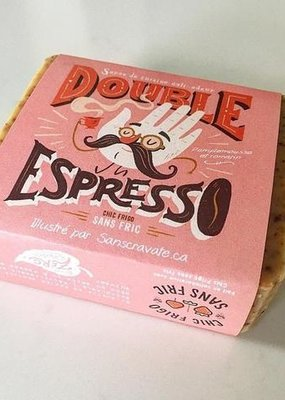 Savonnerie des Diligences Savon Double espresso