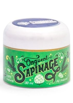 Savonnerie des Diligences Onguent sapinage 30 ml