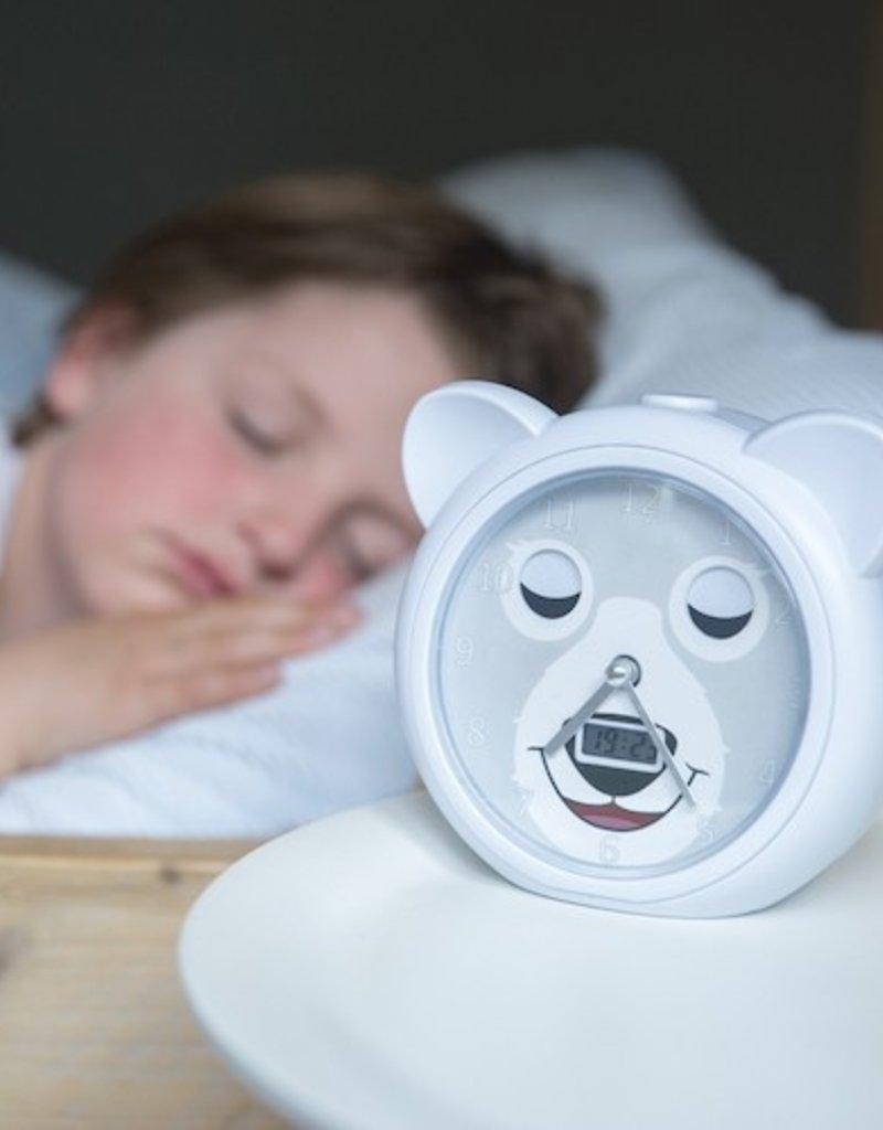 Bobby réveil matin et accompagnateur de sommeil