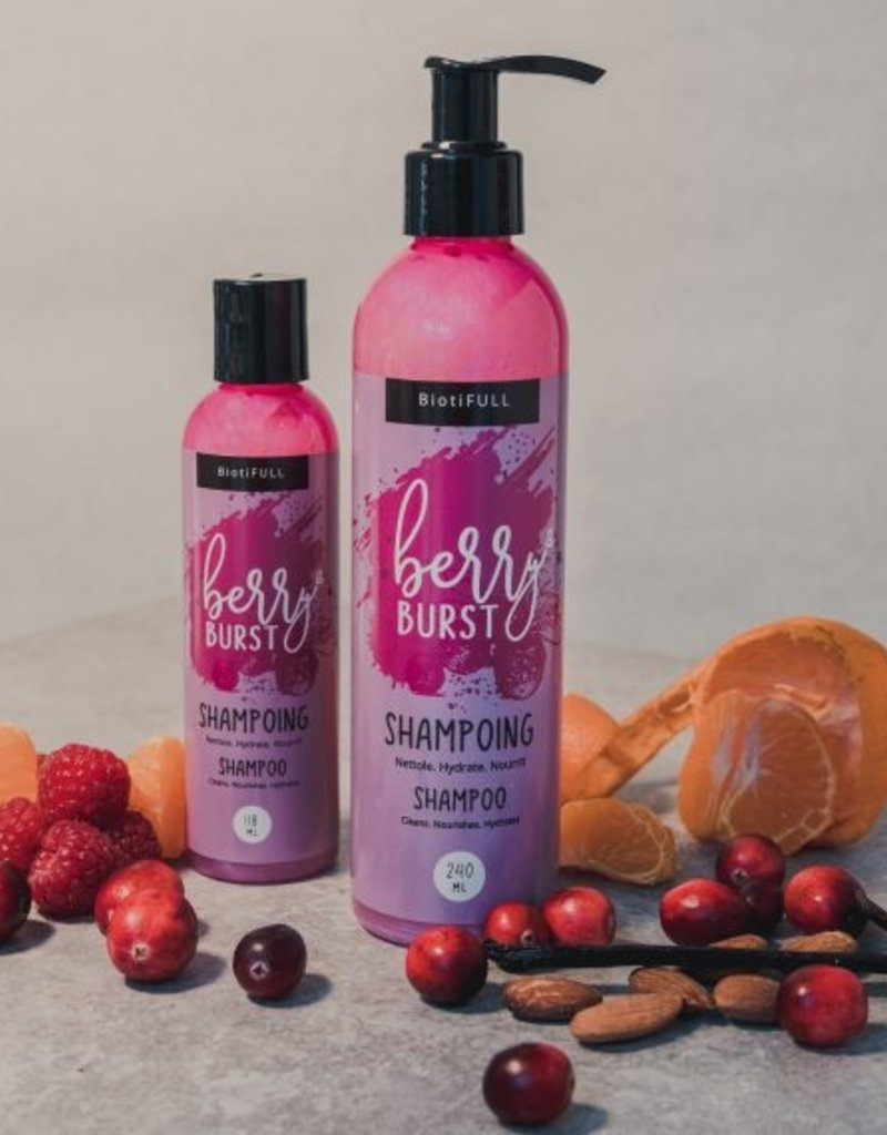 BiotiFULL Shampoing Berry Burst 240ml