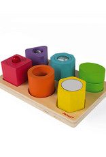 I wood Cubes sensoriel
