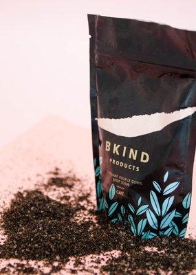BKind Exfoliant corps café/menthe