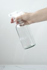 Bouteille en verre 500 ml avec vaporisateur