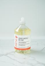 Liquide vaisselle 500ml Fleur d'amandier