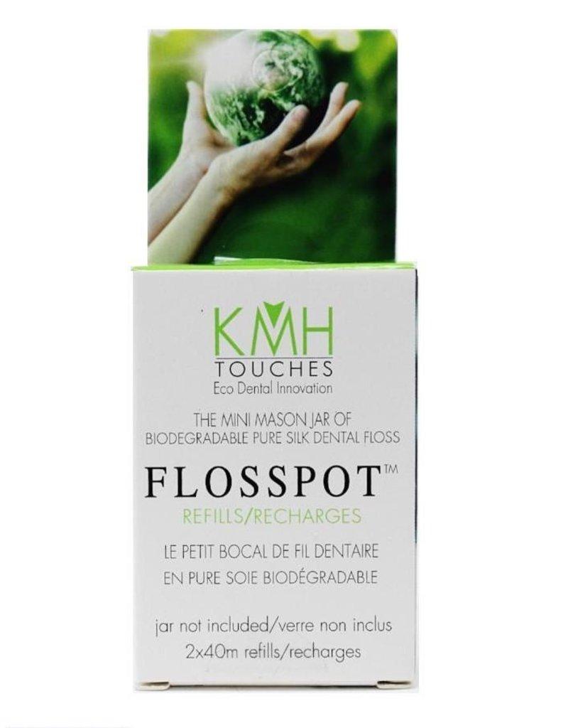 Soie dentaire biodégradable recharge (2)