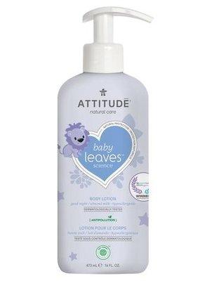 Lotion lait d'amande Baby leaves