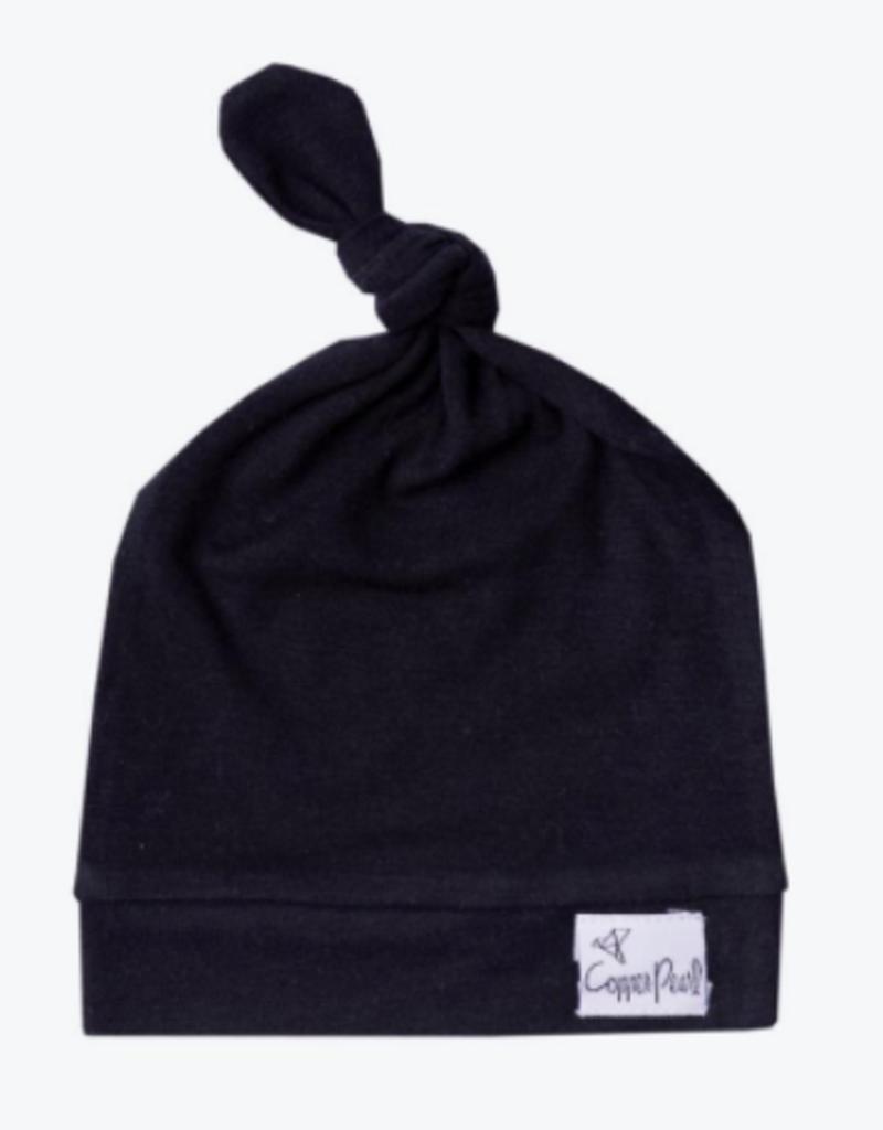 Bonnet à noeud ajustable