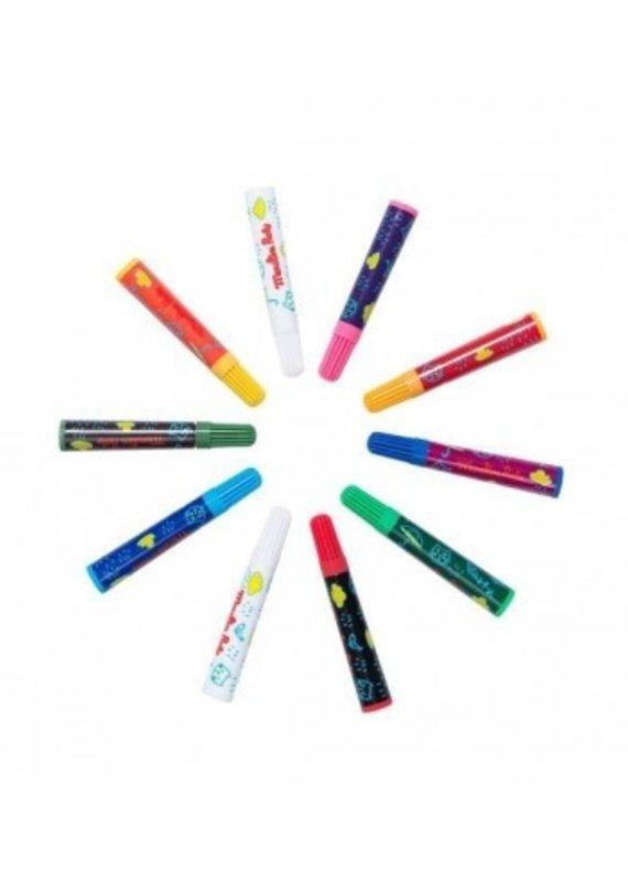 Crayons feutres magiques