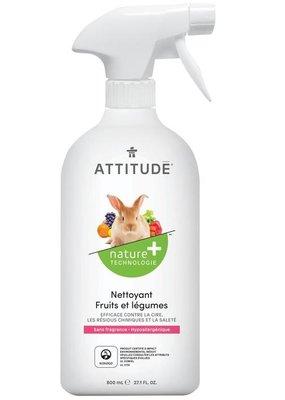 Nettoyant fruits et légumes 800 ml