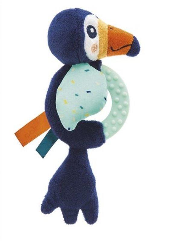 Alban le toucan - Hochet