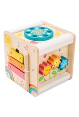 Le toy Van Petit cube d'activités