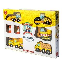Le toy Van Ensemble de construction (5 véhicules)