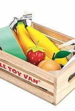 Le toy Van Sélection de fruits