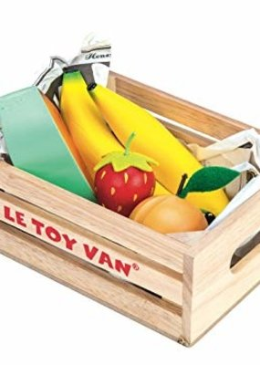 Le toy Van Sélection de fruits