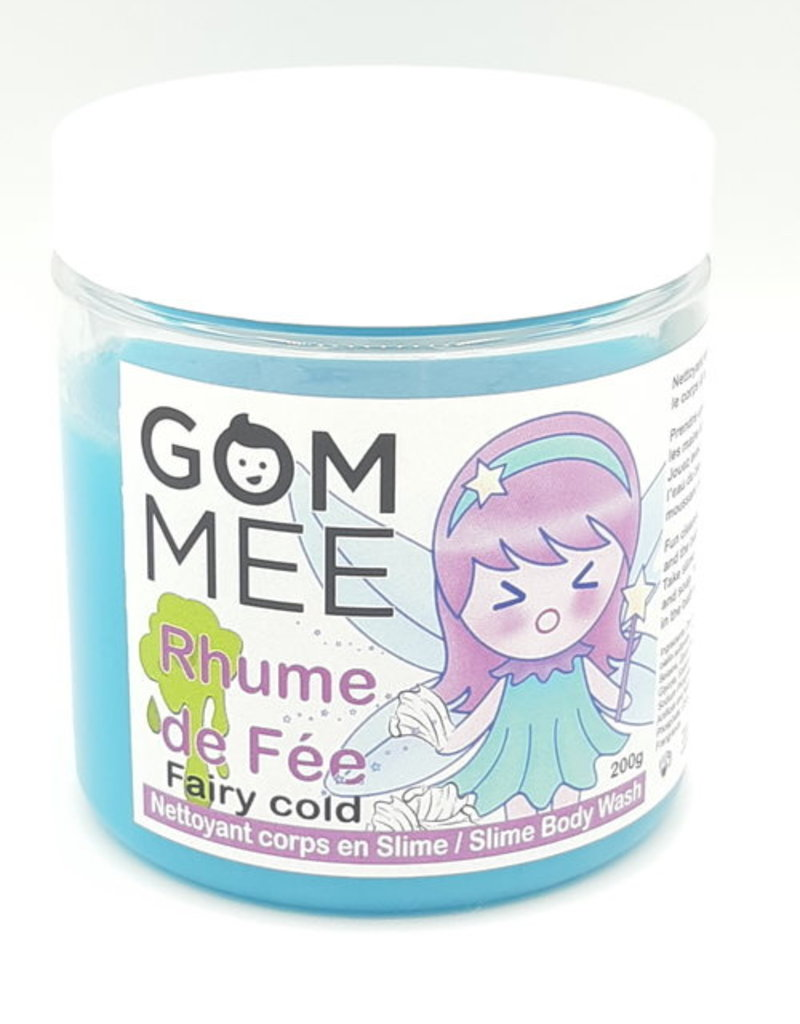 Nettoyant corporel / slime Rhume de fée