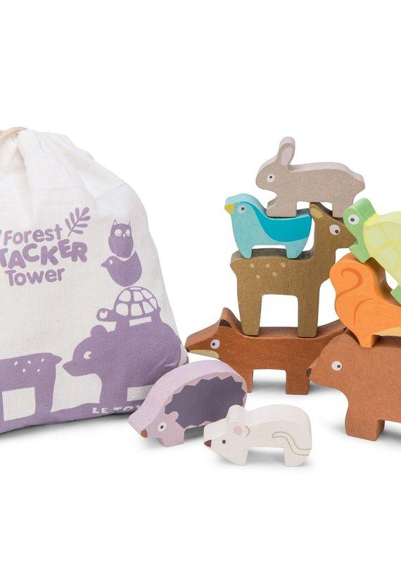 Le toy Van La tour des animaux de la forêt