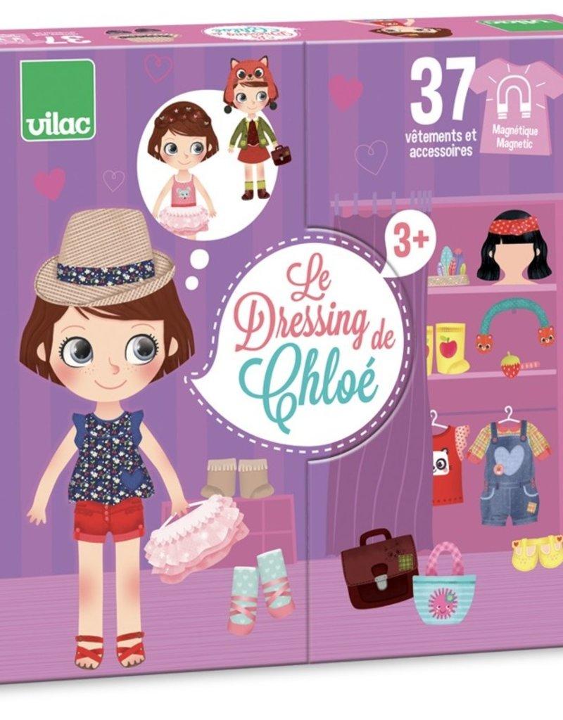Le dressing de Chloé