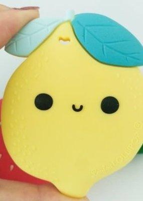 Jouet de dentiion Citron