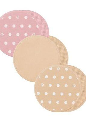 Compresses d'allaitement lavables (3 paires)