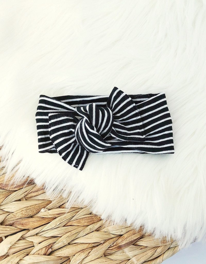 Little Luba Bandeau large noué ajustable
