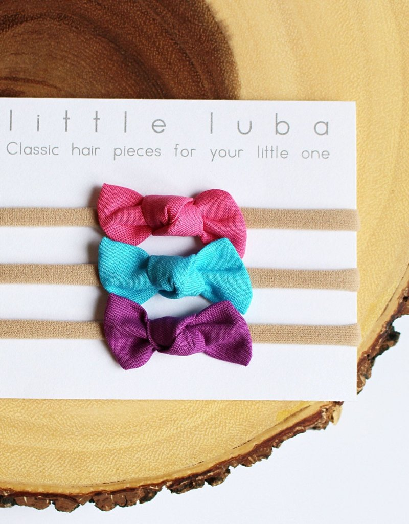 Little Luba Trio de bandeaux (mini)