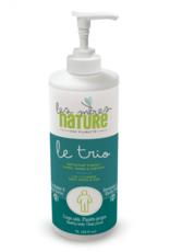 Nettoyant 3 en 1 homme 1L Eucalyptus et synergie marine