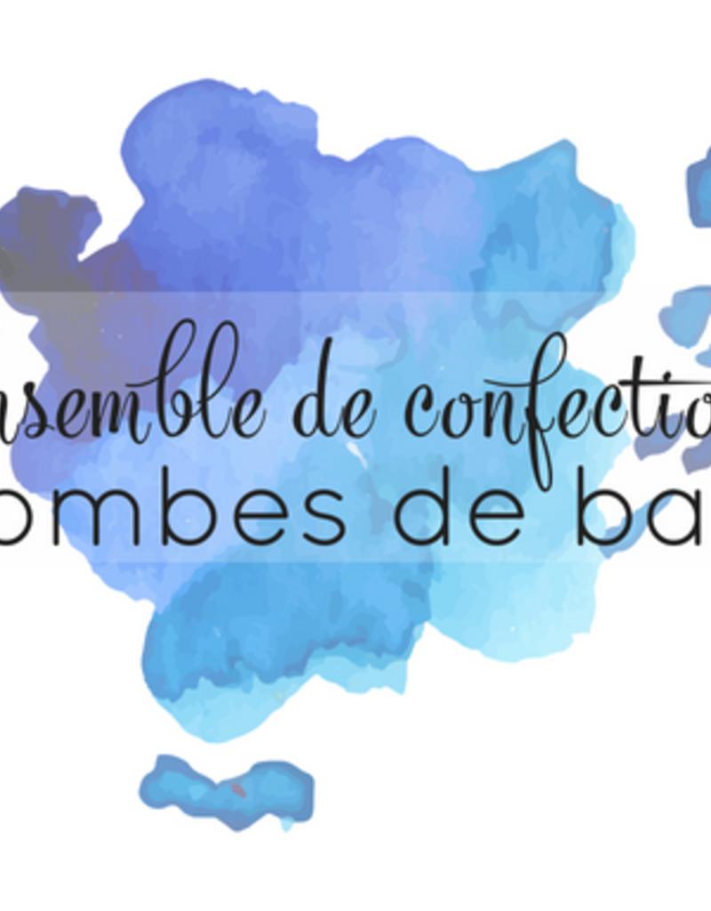 Marée Chandelles Ensemble créatif Bombes de bain