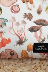 Maovic Oreiller de sarrasin pour enfant Champignons