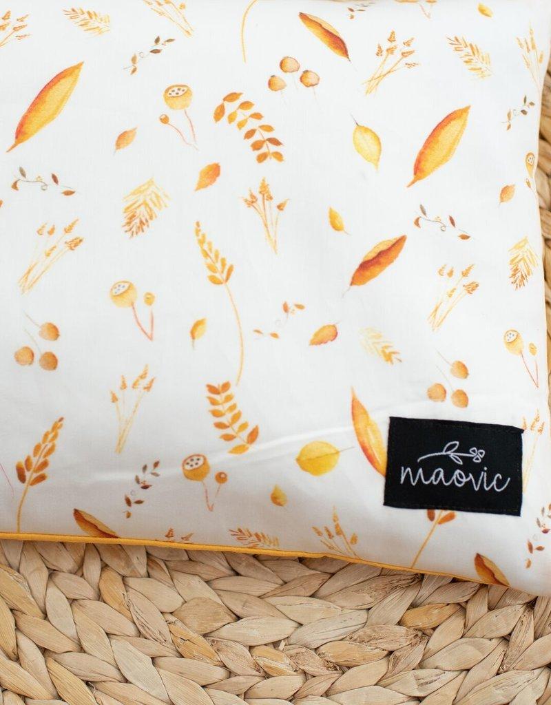 Maovic Oreiller de sarrasin pour enfant Blé