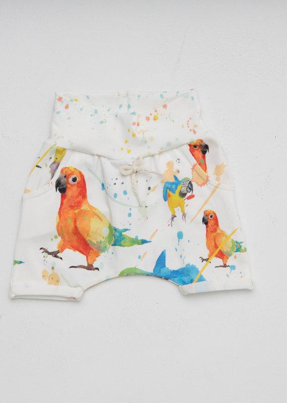 Little Yogi Short Little Parrots