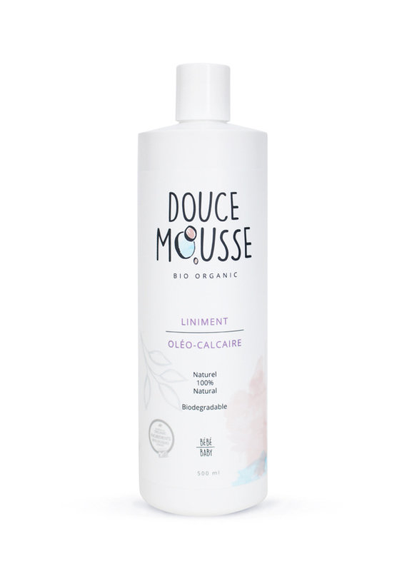 Douce mousse Liniment 500ml