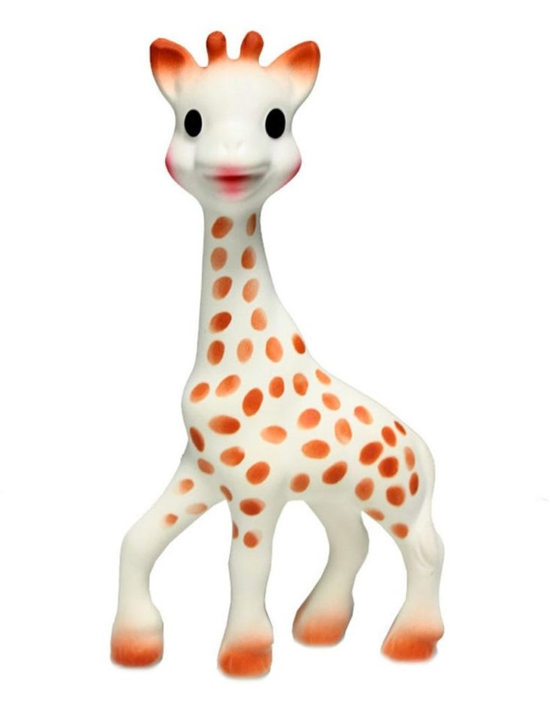 Sophie la girafe caoutchouc naturel