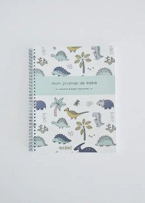 Mon journal de bébé - Dinos