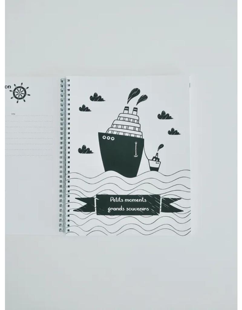 Mon journal de bébé - Vie marine