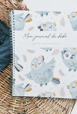 Mon journal de bébé - Hiboux