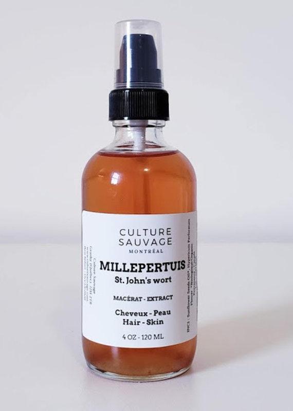 Culture Sauvage Macérat de Millepertuis 119 ml