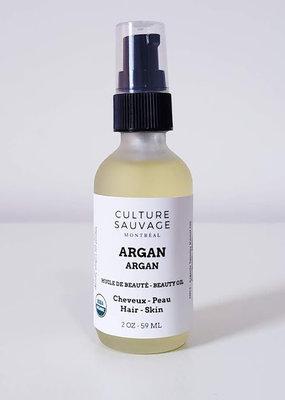 Culture Sauvage Argan biologique 59ml