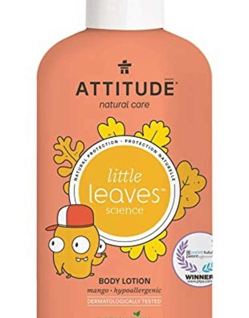Lotion Little Leaves Mangue
