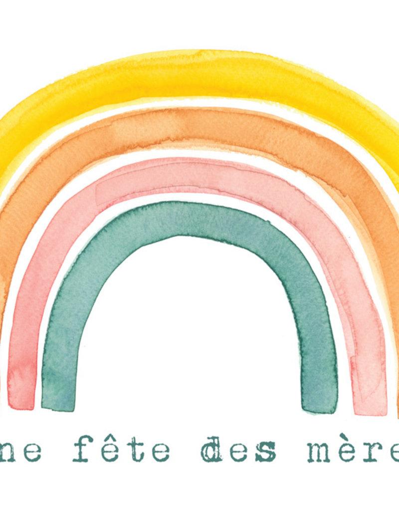 Carte de souhait Bonne fête des mères Charlotte 16