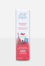 Dentifrice pour enfants à la fraise