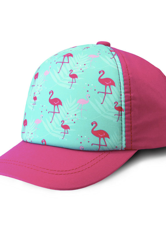 Jan & Jul Casquette Xplorer Flamingo