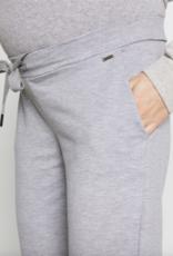 Pantalon maternité Travaller gris