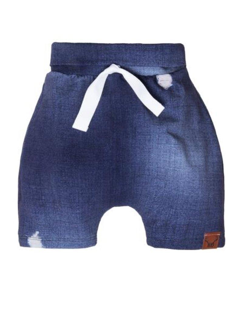 Nine Shorts faux jeans évo