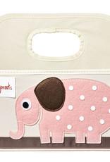 Rangement portatif pour couches Elephant
