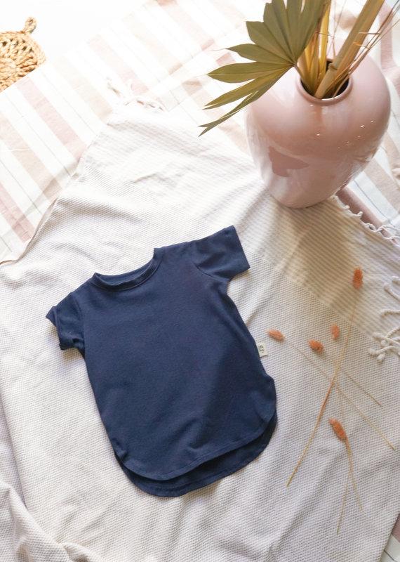 Little Yogi T-shirt marine