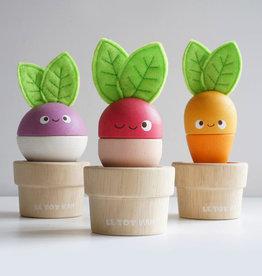 Le toy Van Légumes à empiler
