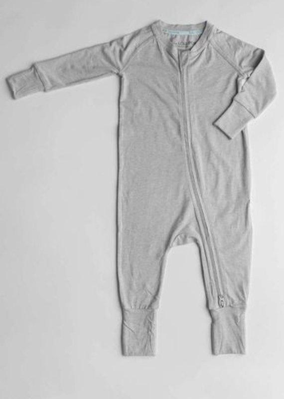 Pyjama gris pâle