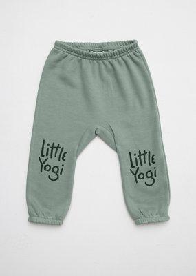Little Yogi Sweat Pant Sauge